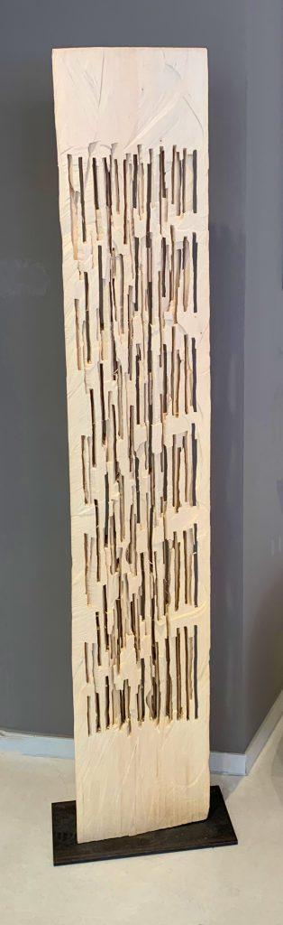 Anna Schmid, fragil, Holzskulptur, Triennale Bad Ragaz